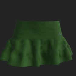 Minifalda green B