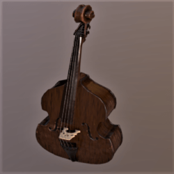 Double Bass Old (free)
