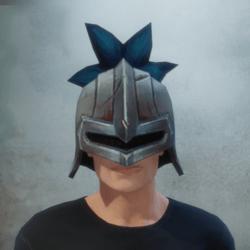 [M] Demolisher Helmet - Glasses