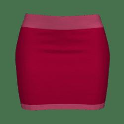 Woman Simple Skirt - Pink
