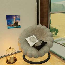 Floating Pillow Chair