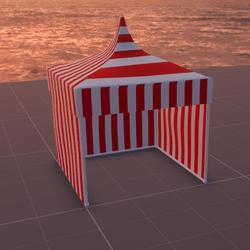 Tent/MarketStall/Gazebo FULL VERSION