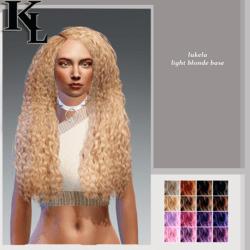 lukela-light blonde base