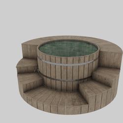 Bath Cistern
