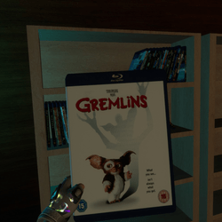 gremlins bluray case