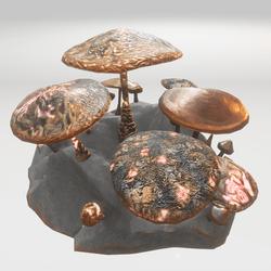 Mushroom Group 2