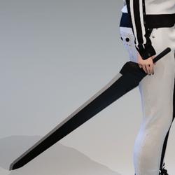 SAO big sword (r hand)