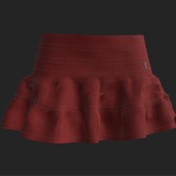 Minifalda red