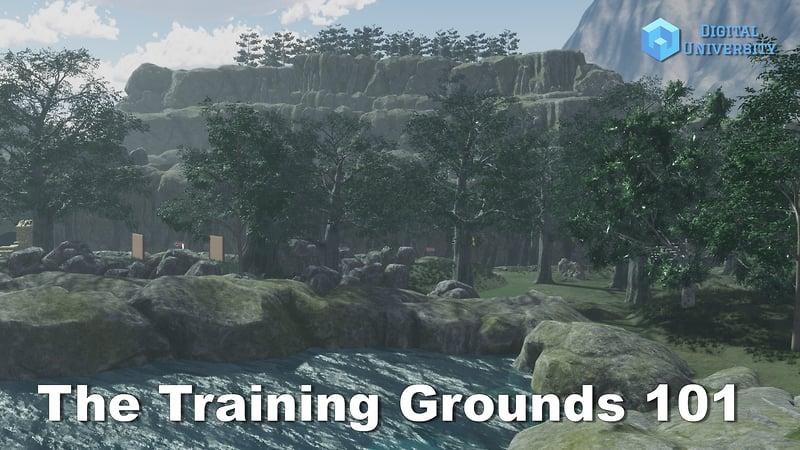 Sansar Training Grounds 101