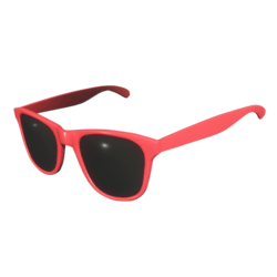Sunglasses Red - Male