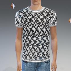 BL PixNet Glow Athletic Shirt - Male
