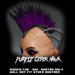 Cyber Hawk (purple)