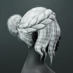 Kim Hair - White (Demo)