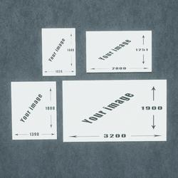 TKA Set panels various sizes