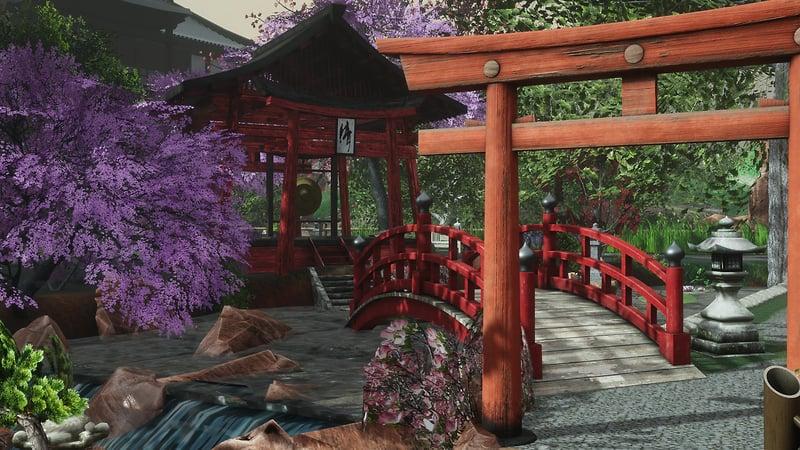 The Samurai Sanctuary