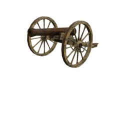 Animated Cannon Template