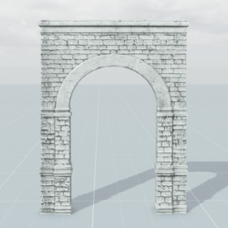 Antique Arch