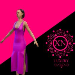 Vestido Longo XN
