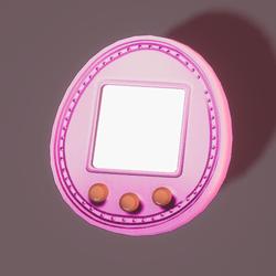 Tamagotchi 5u pink