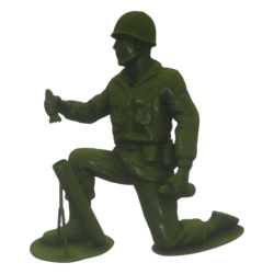 Plastic Soldier Mortar