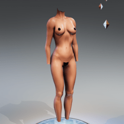 Kismet Body 2A with wet skin by Apocalypse Bunnies