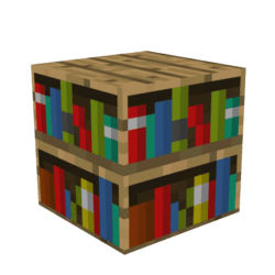 Sancrafter Base Block -Bookcase