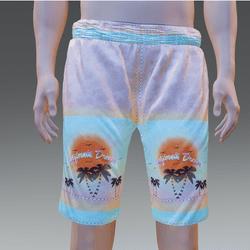California Dream Surfing Shorts w/Back Pocket- Male