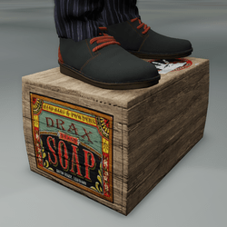Drax Brand Soapbox
