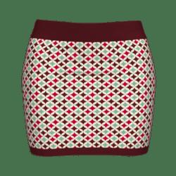 Woman Simple Skirt - Retro