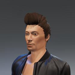 TKA Rocker man hair