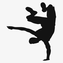 Breakdance Legs Moves