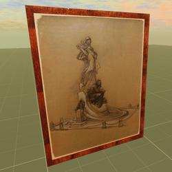 Design for a Monument Alphonse Mucha