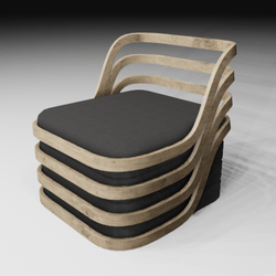 Wave Chair