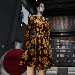 Duel Skull Dress