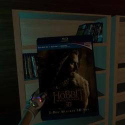 hobbit desolation of smaug bluray case