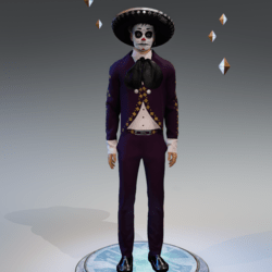 MARIACHI   OUTFIT_ G