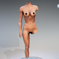 DEMO for Kismet Body 1A by Apocalypse Bunnies (updated)