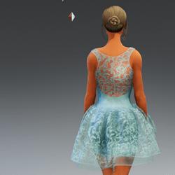 Evening Dress #5