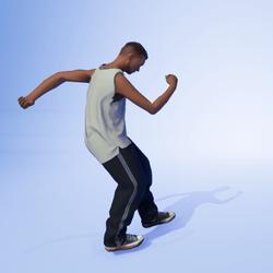 Ska Walk Dance 2 (M)