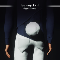 Bunny Tail (M)