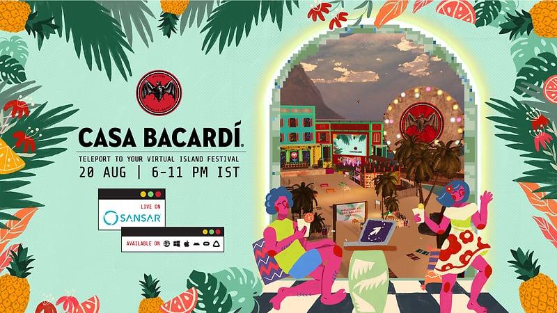 ⭐ Casa Bacardi - Main Show