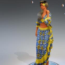 Gypsie Skirt #3