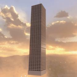 simple skyscraper