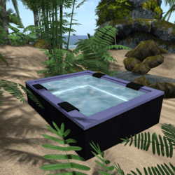 Experimental Bathtub