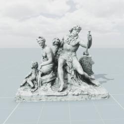 Antique Statue 3