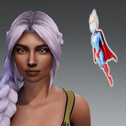 Corona Super Woman