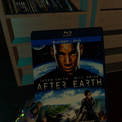 after earth bluray case
