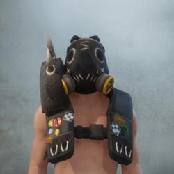 [M] Whole Hog (Mask)