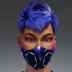mask galaxy 1