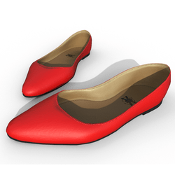 Minaty - Woman Shoes - Red